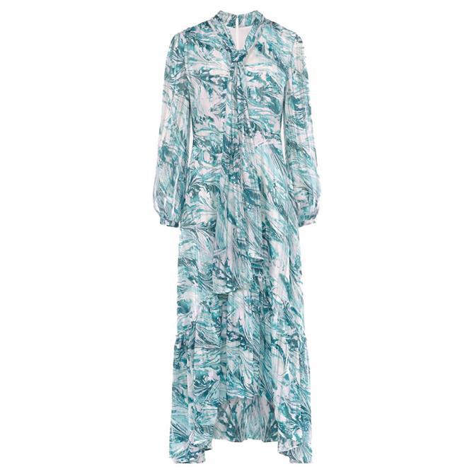 Phase Eight Lauretta Abstract Print Maxi Dress