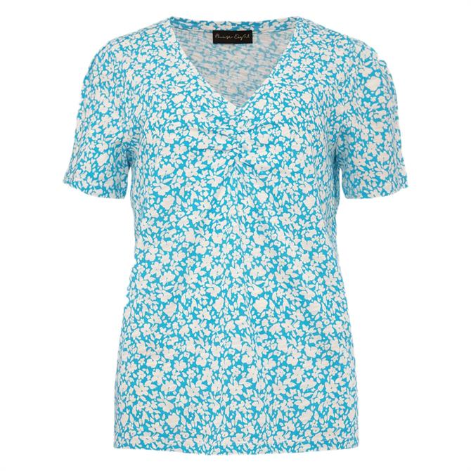 Phase Eight Layla Ditsy Print Top