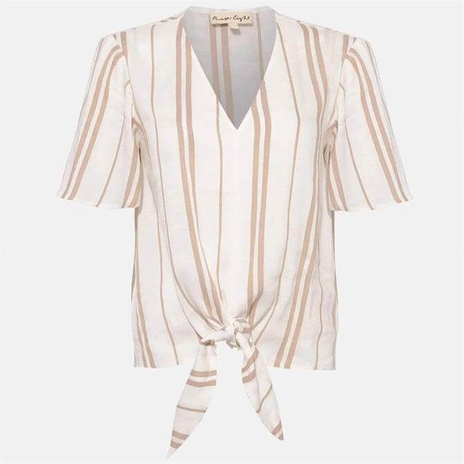 Phase Eight Leanna Stripe Blouse