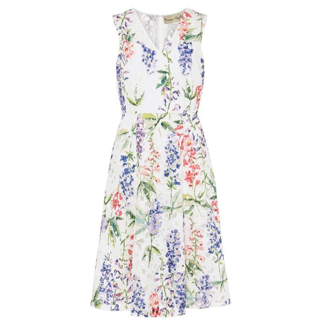 Phase Eight Lonnie Floral Fit And Flare Dress