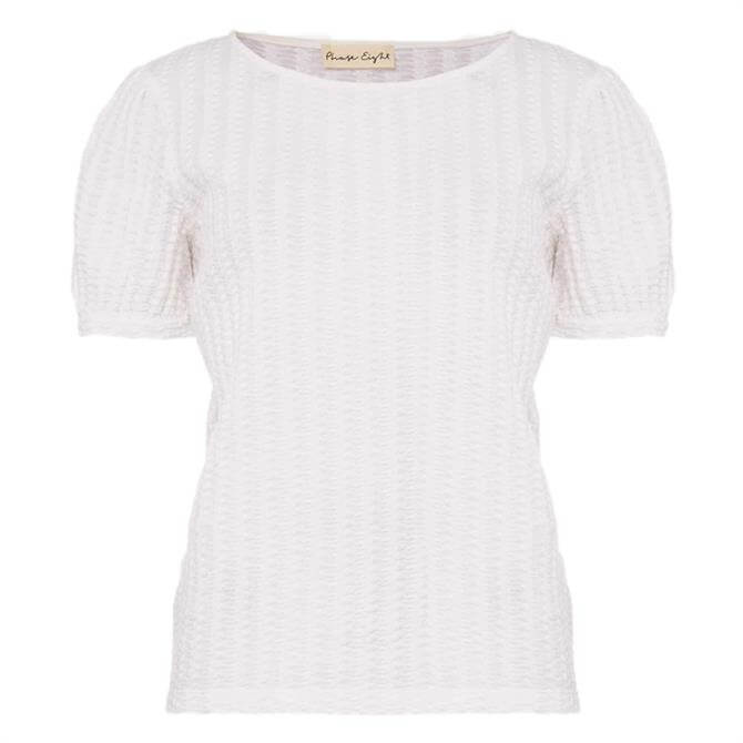 Phase Eight Lucia Textured Jersey Top