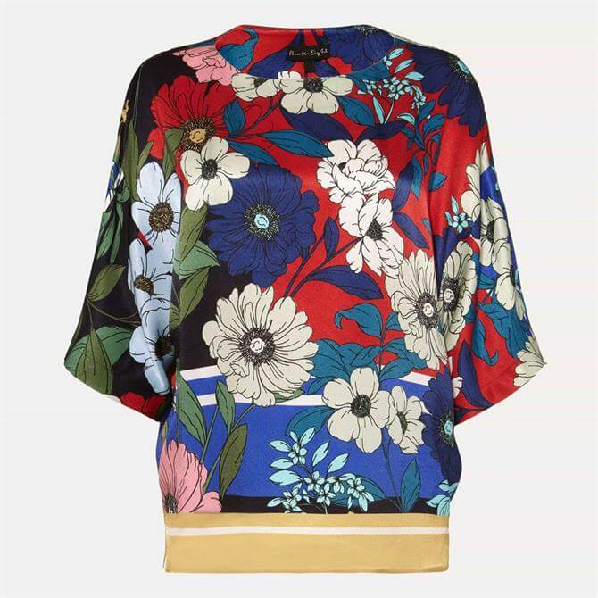 Phase Eight Margot Floral Blouse