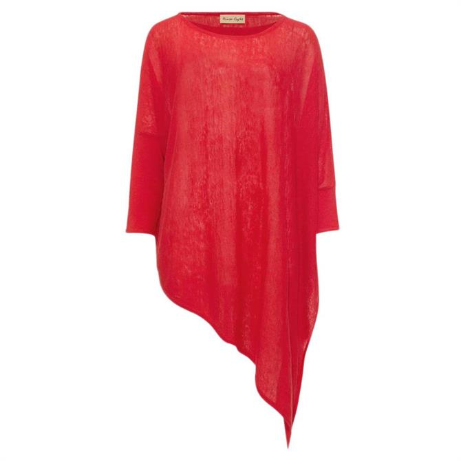 Phase Eight Melinda Linen Knit Top