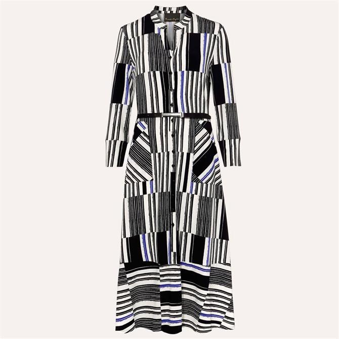 Phase Eight Opal Stripe Dress