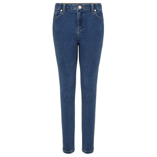Phase Eight Pax Slim Fit Cropped Jeans