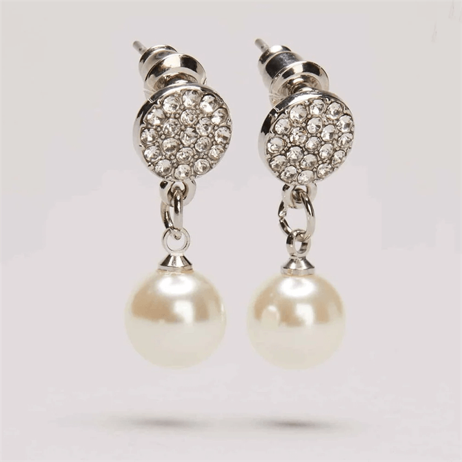 Phase Eight Parma Pearl and Crystal Earrings