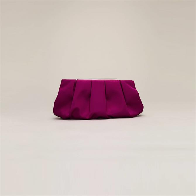 Phase Eight Sonja Soft Satin Clutch