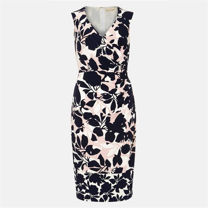 Phase Eight Anoushka Floral Jersey Dress
