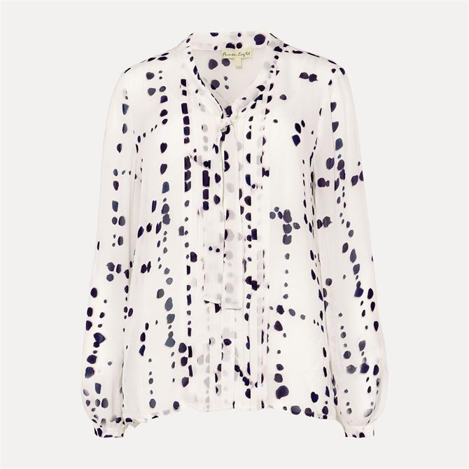 Phase Eight Bailey Spot Blouse