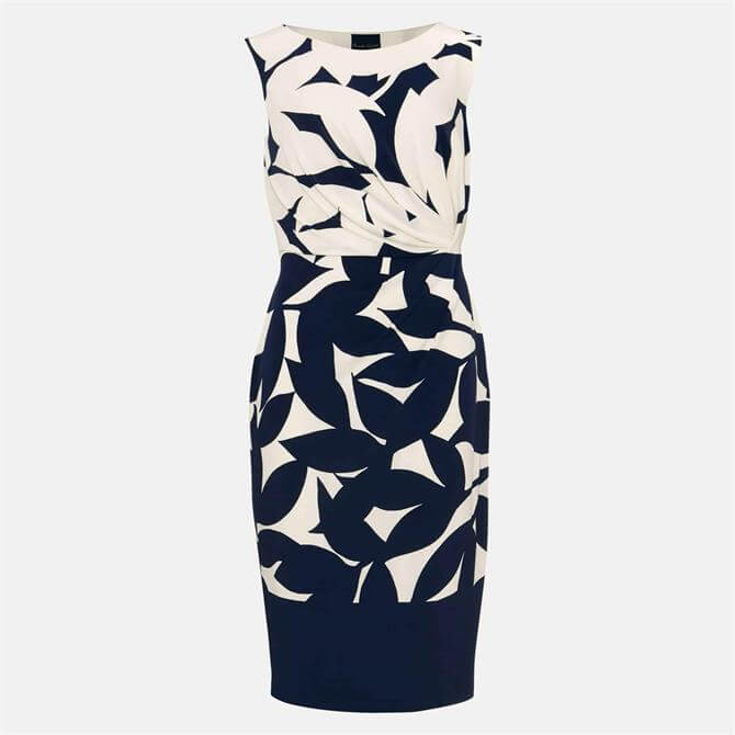 Phase Eight Barbara Contrast Floral Dress