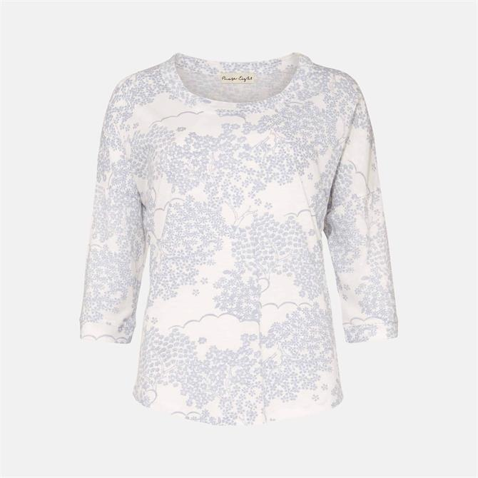 Phase Eight Belle Pagoda Print Top
