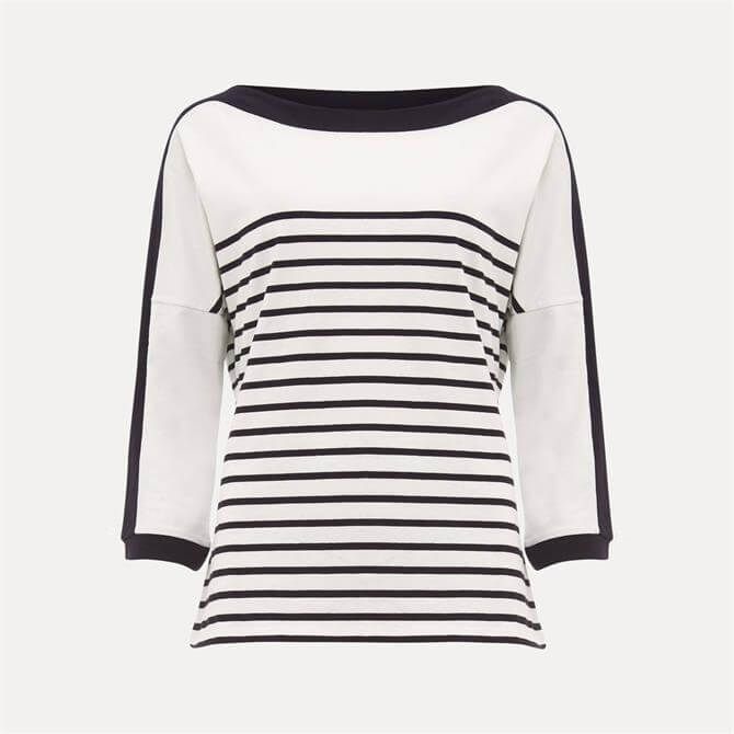 Phase Eight Belle Stripe Top