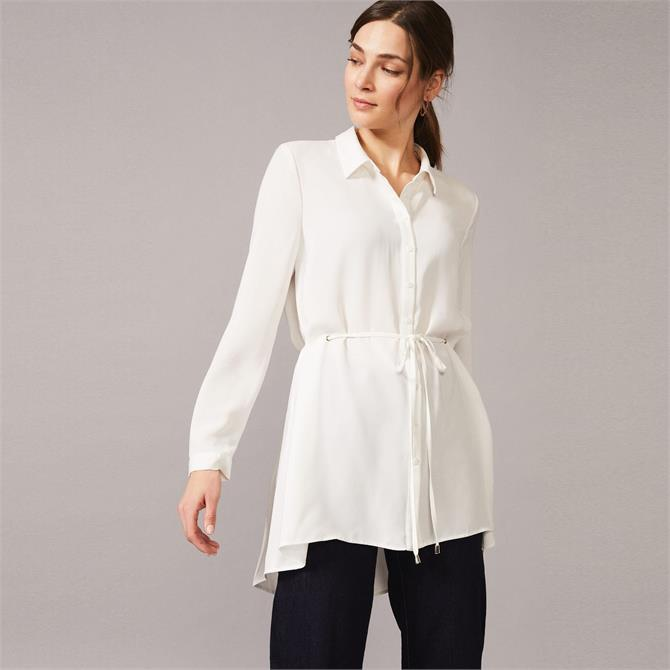 Phase Eight Esi Eylet Tunic Shirt