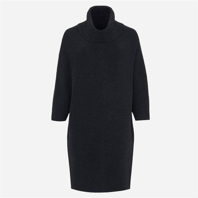 Phase Eight Catheline Cowl Soft Touch Jumper Dress