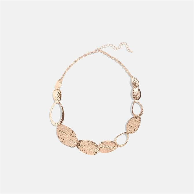 Phase Eight Hannah Short Rose Gold Necklace