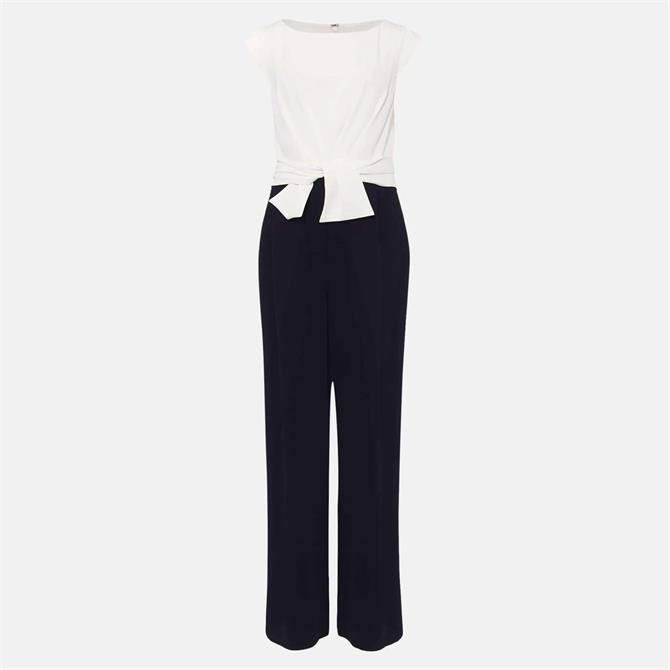 Phase Eight Janey Knot Detail Jumpsuit