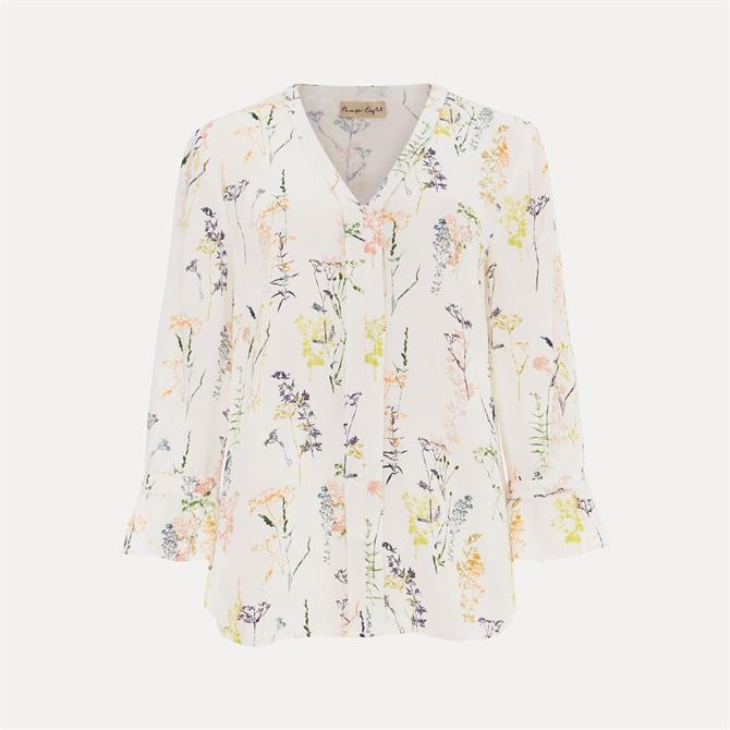 Phase Eight Katie Sprig Print Blouse