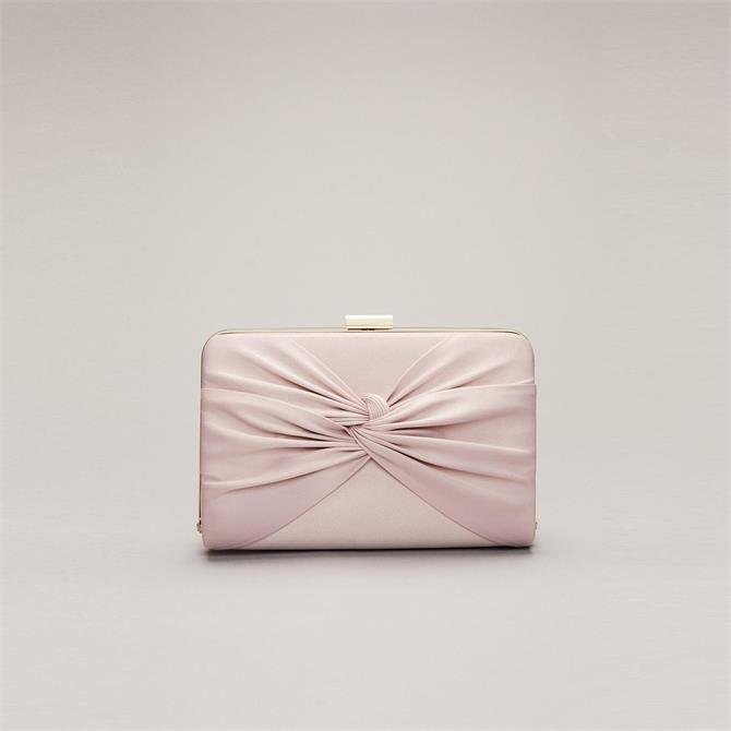 Phase Eight Antique Rose Kendal Clutch Bag