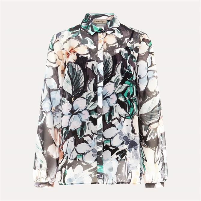 Phase Eight Kerria Floral Blouse