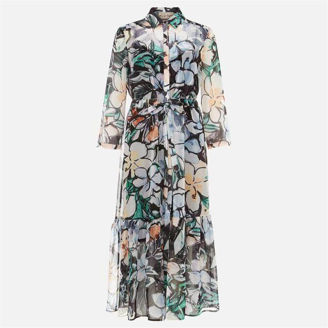Phase Eight Kerria Floral Shirt Dress