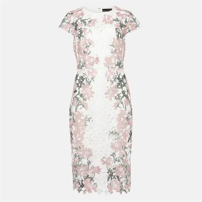 Phase Eight Kyra Lace Fitted Dress
