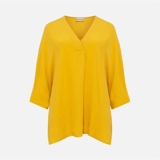 Phase Eight Maurica Fold Blouse