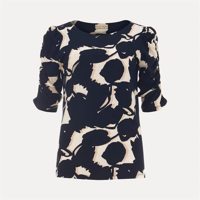Phase Eight Naava Abstract Floral Top