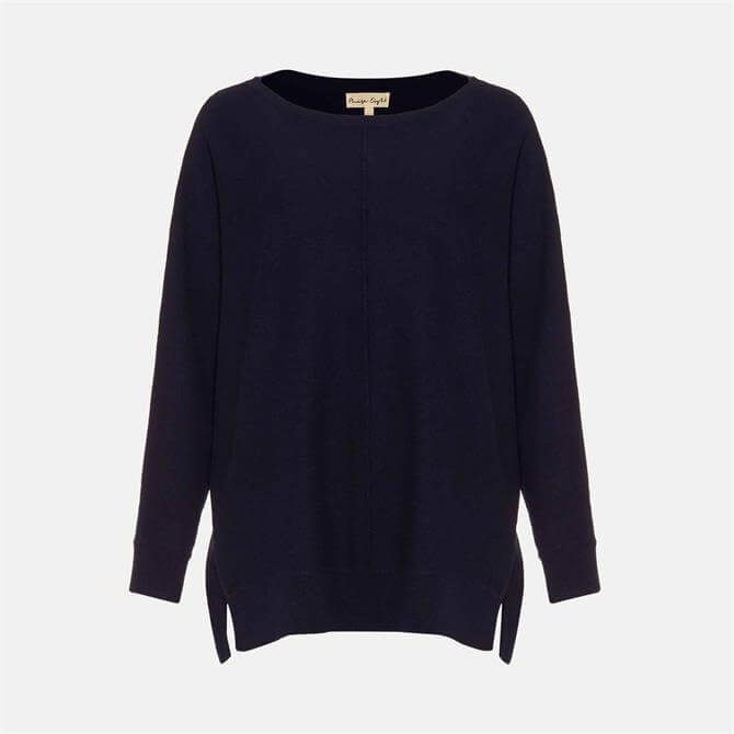 Phase Eight Eve Exposed Seam Boxy Knit