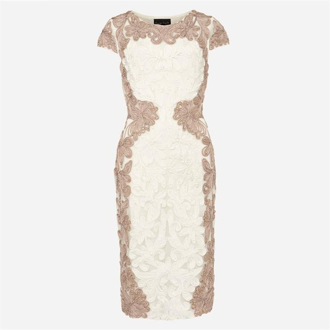 Phase Eight Nori Tapework Fitted Dress