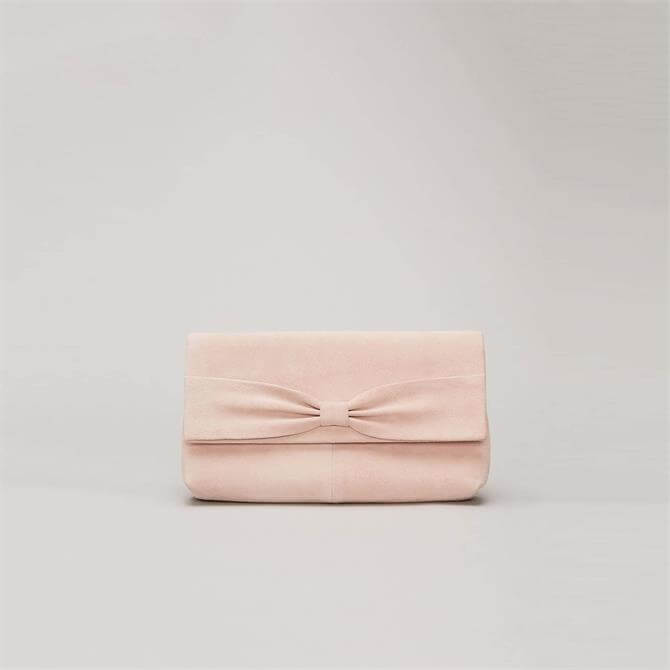 Phase Eight Sim Bow Clutch Bag