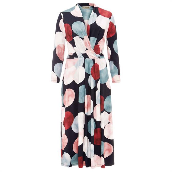 Phase Eight Piper Spot Print Dress