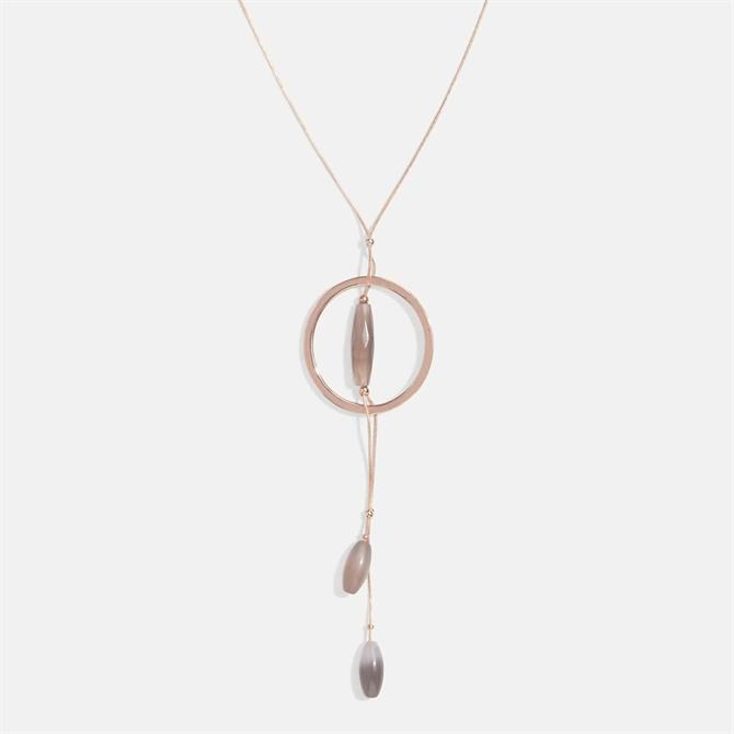 Phase Eight Roxie Stone Pendant Necklace