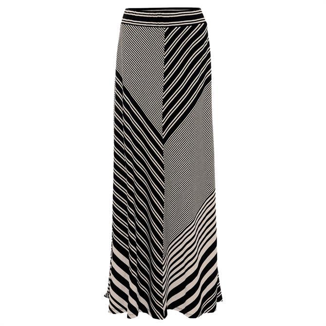 Phase Eight Roz Stripe Maxi Skirt