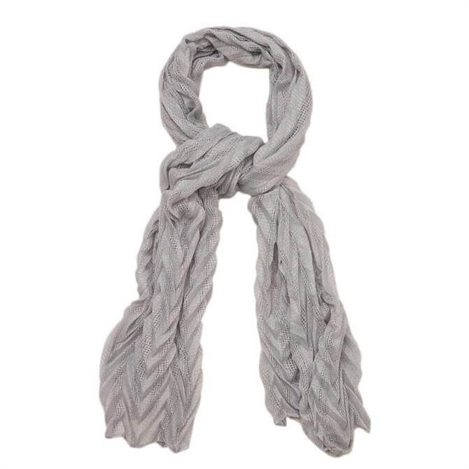 Phase Eight Britinee Pleated Scarf - Taupe