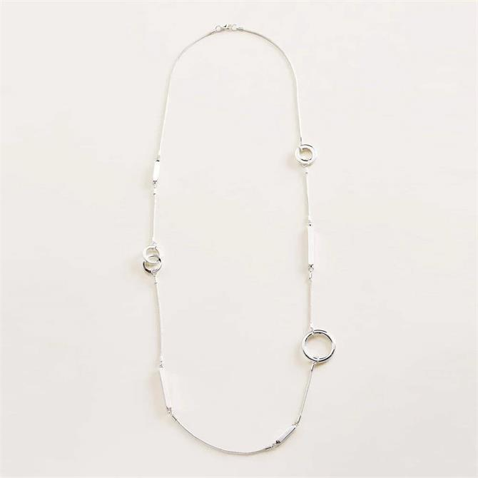 Phase Eight Shirlie Multi Link Chain Necklace