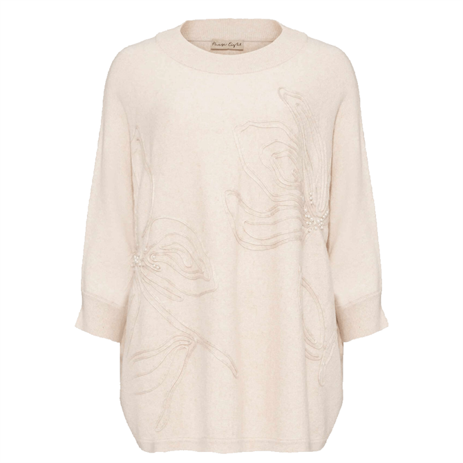 Phase Eight Tammy Tapework Floral Jumper