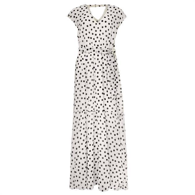 Phase Eight Verena Spot Maxi Dress