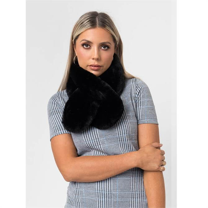 Pia Rossini Francesca Black Collar