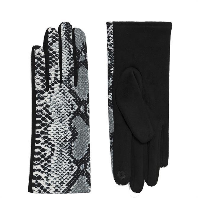 Pia Rossini Shay Snake Print Glove