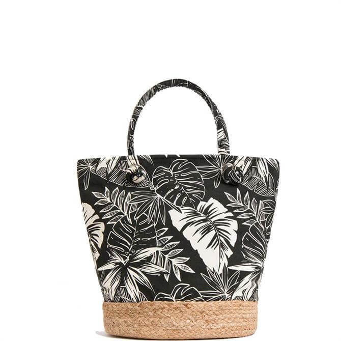 Pia Rossini Kai Tropical Print Tote Bag
