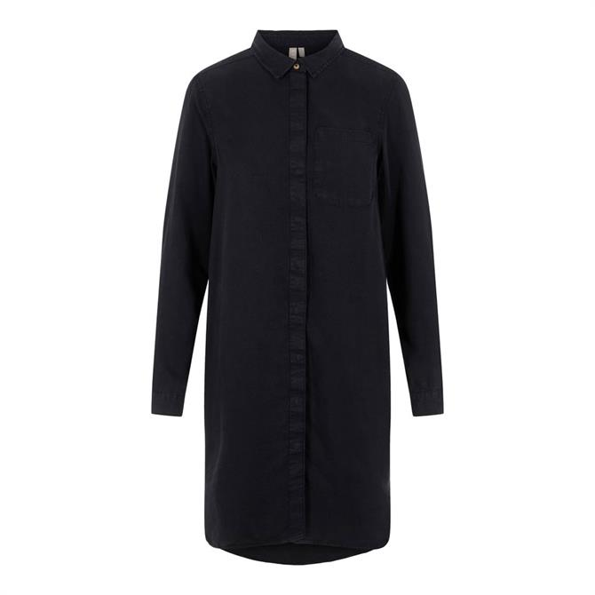 Pieces Why Shirt Dress
