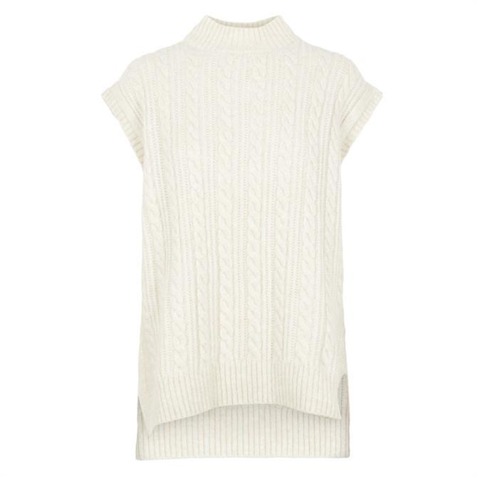 Pieces Villum Knitted Vest