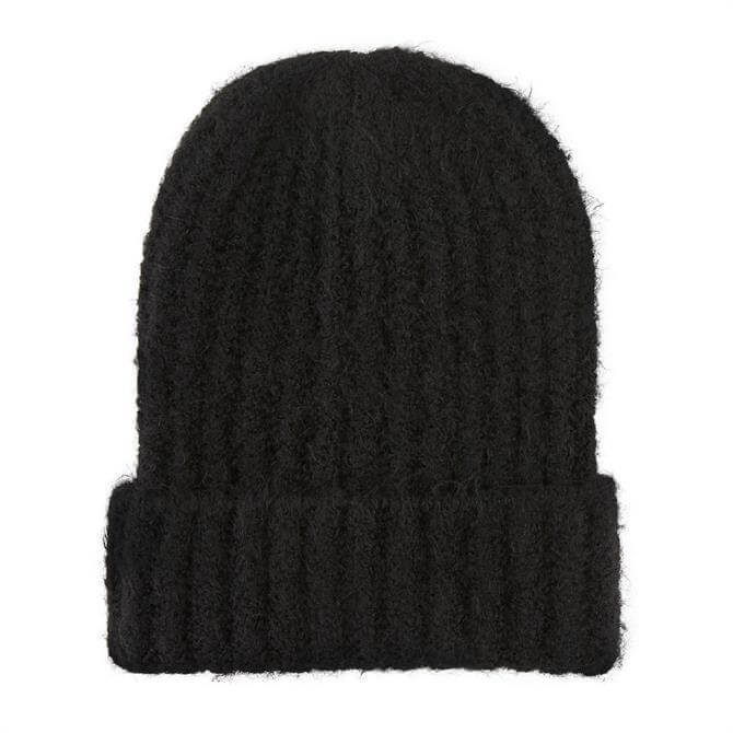Pieces Pyron Knitted Beanie Hat