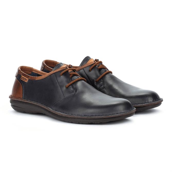 Pikolinos Santiago Leather Lace Up Shoe