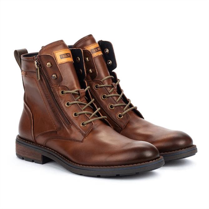 Pikolinos York M2M Boot in Cuero