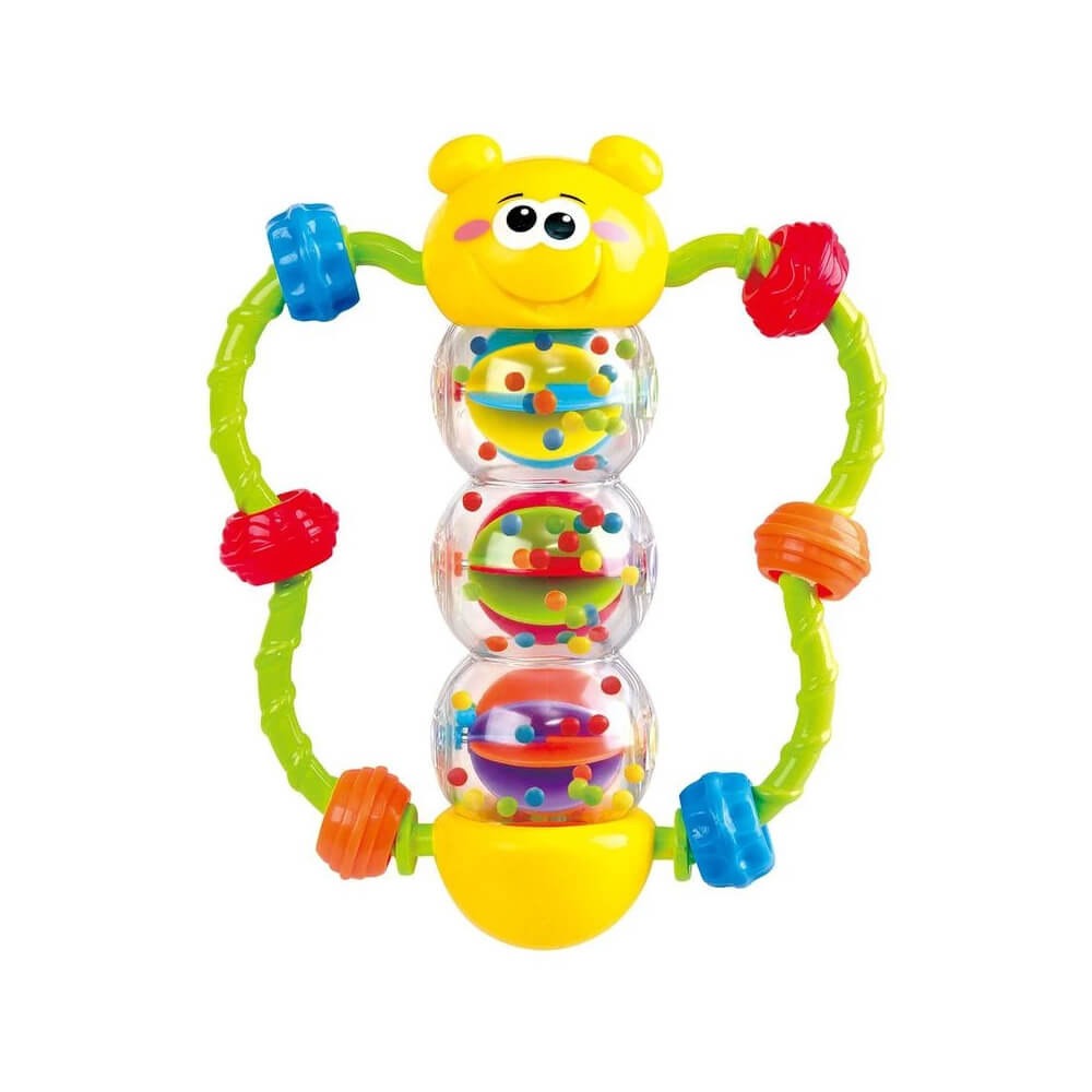 An image of Butterfly Bead Rattle