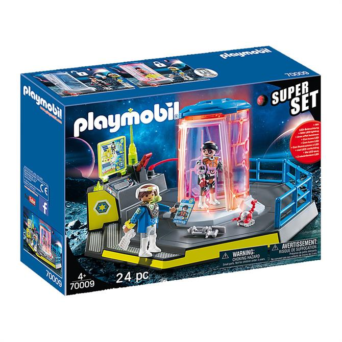 Playmobil SuperSet Galaxy Police Rangers Set 70009