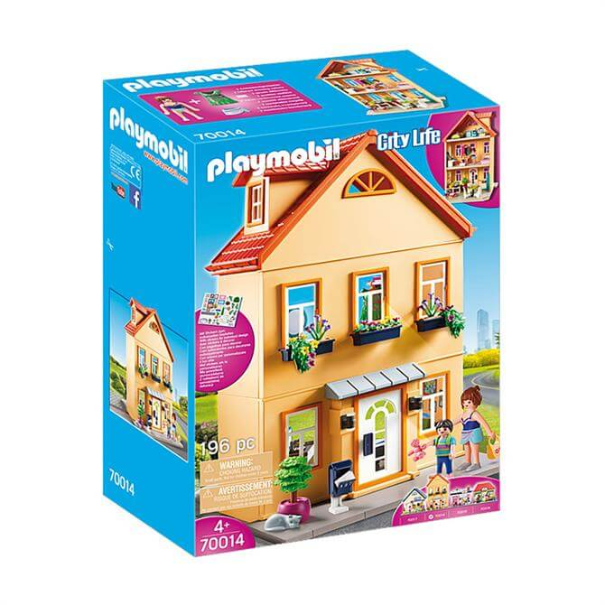Playmobil City Life My Town House 70014