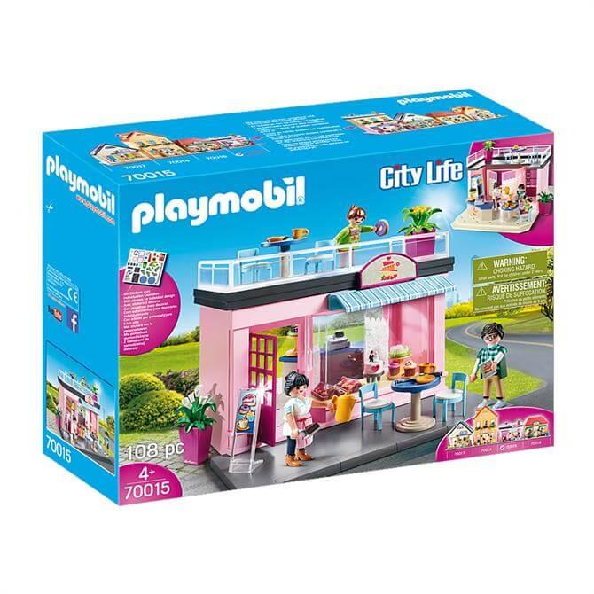 Playmobil City Life My Cafe 70015