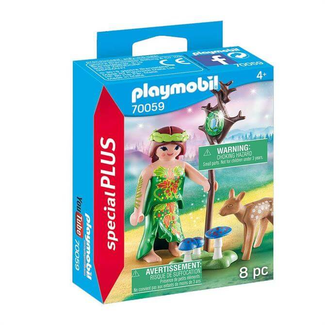 Playmobil Special PLUS Fairy with Deer Set 70059